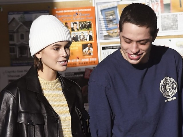 Pete Davidson and Kaia Gerber Make It Official, and 2 Other Things You Missed This Week