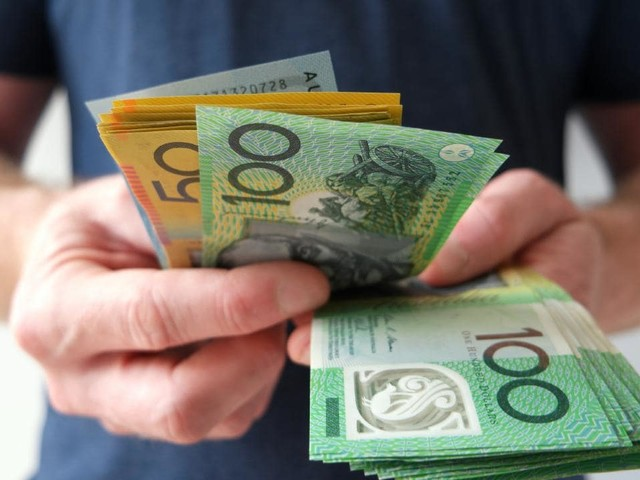 'Boom, an instant pay rise'
