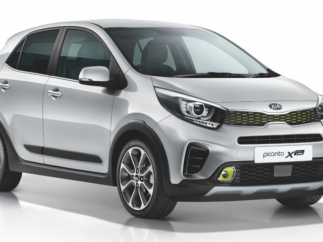 Kia Picanto X-Line 2019 pricing and spec confirmed