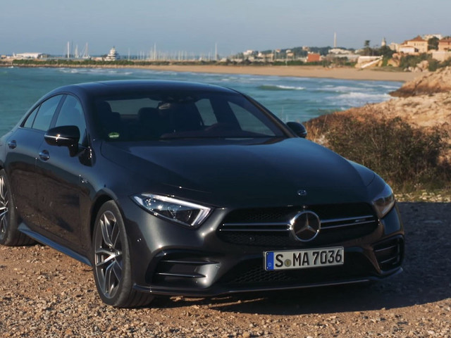 New Mercedes-AMG CLS53 Is A Mild Hybrid, But Is It A Full-On AMG?