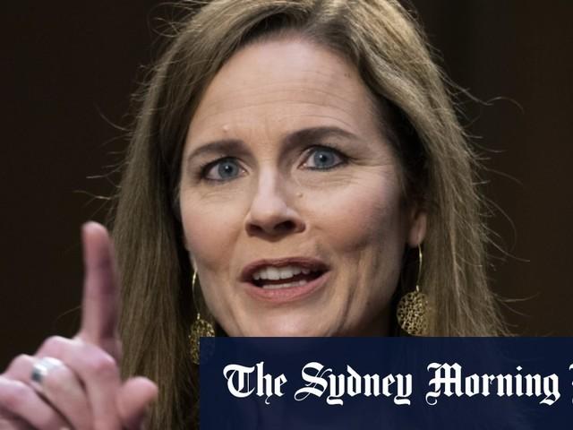 Republican-led Senate panel advances Barrett despite Democrats' boycott