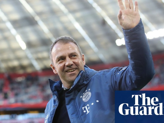 Hansi Flick agrees new Bayern Munich contract until June 2023