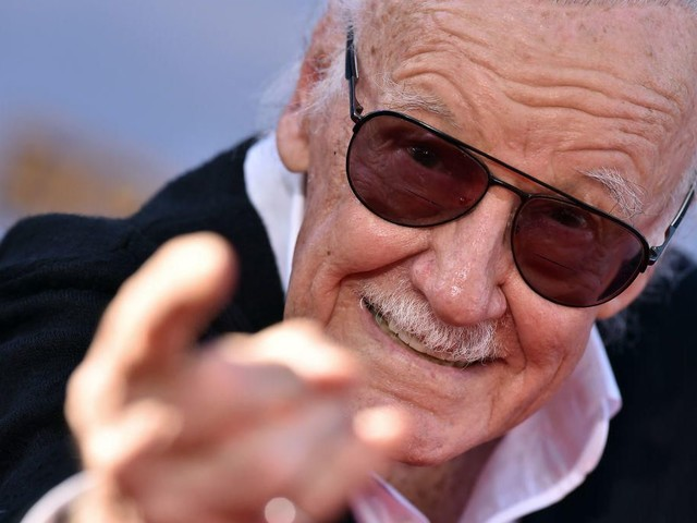 Stan Lee sang to me: 10 crazy Comic-Con moments I'll never forget - CNET