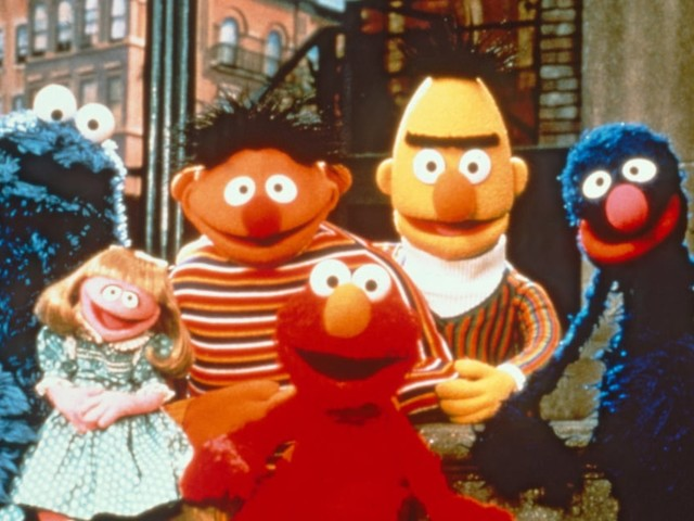 """Sesame Street Shares a Spot-On Message: """"Racism Has No Place on Our Street - or on Any Street"""""""