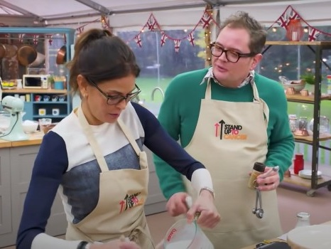 Airdate: The Great Celebrity Bake Off