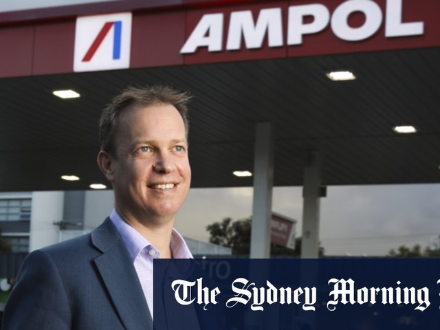 Ampol makes $2b bid for NZ fuel company Z Energy