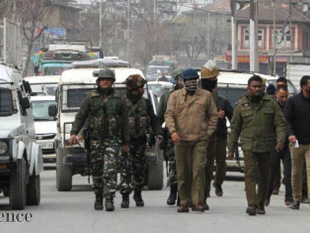 Tension in Kashmir, govt arrests 150 people