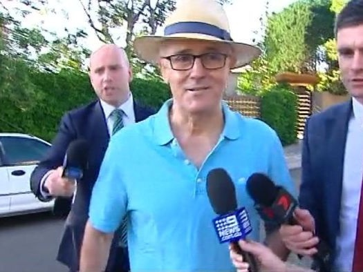 Malcolm Turnbull declines to comment on Wentworth