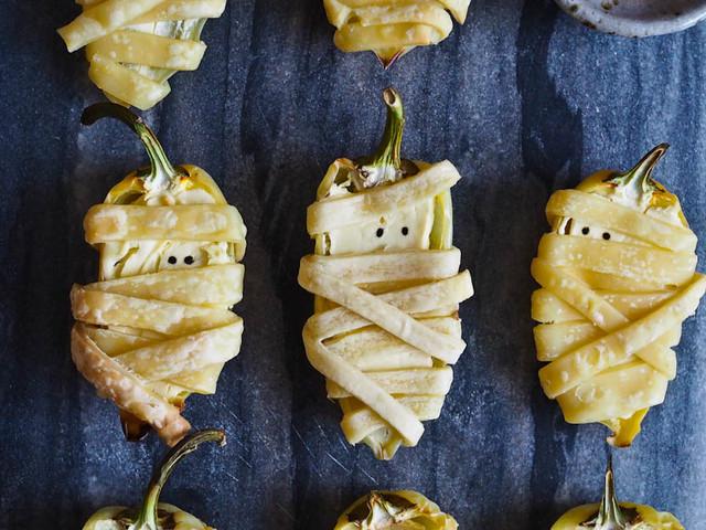 Top 5 Halloween Easy Kid Friendly Recipe Ideas!