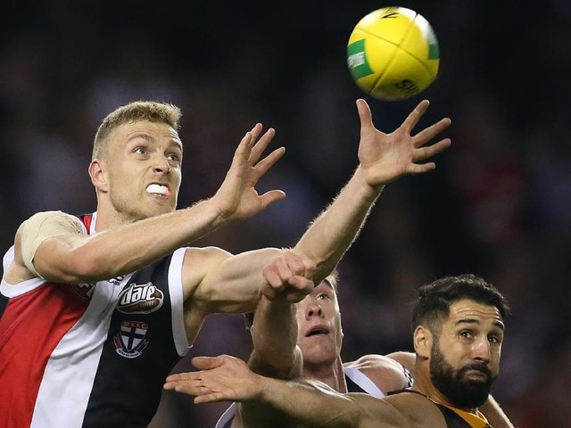 Exclusive: St Kilda mature-age rookie Callum Wilkie signs two-year deal four games after being plucked out of SANFL
