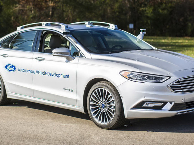 Ford Now Betting Big On Level 3 Autonomous Systems