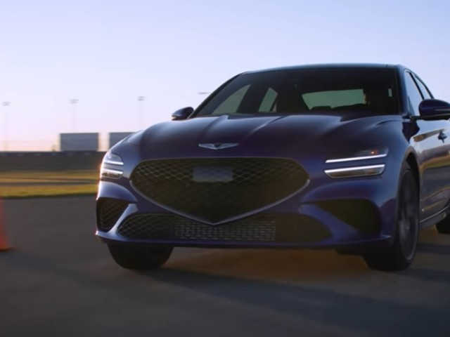 Updated 2022 Genesis G70 Proves Its Mettle On The Track