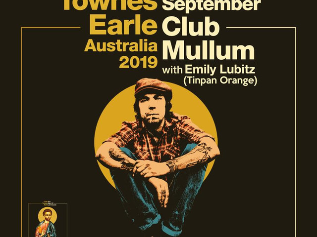JUSTIN TOWNES EARLE (US) With Special Guest EMILY LUBITZ (Tinpan Orange)