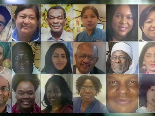 Coronavirus: Watchdog to investigate racial inequalities in British COVID-19 deaths