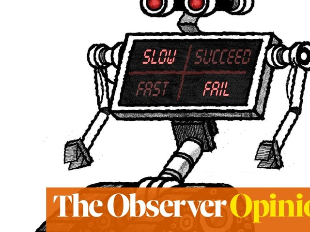 How to follow the Maybot? A droid PM | David Mitchell