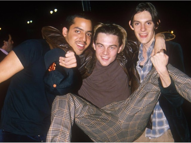 A Guide to Leonardo DiCaprio's Group of Dedicated Famous Friends