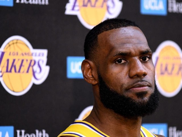 LeBron James warns 'long way' before Los Angeles Lakers can challenge Golden State Warriors