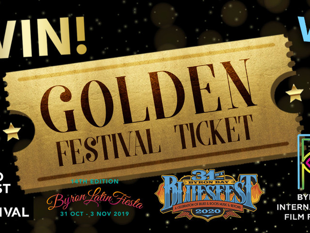 Go for Gold and Win the Ultimate Festival Experience