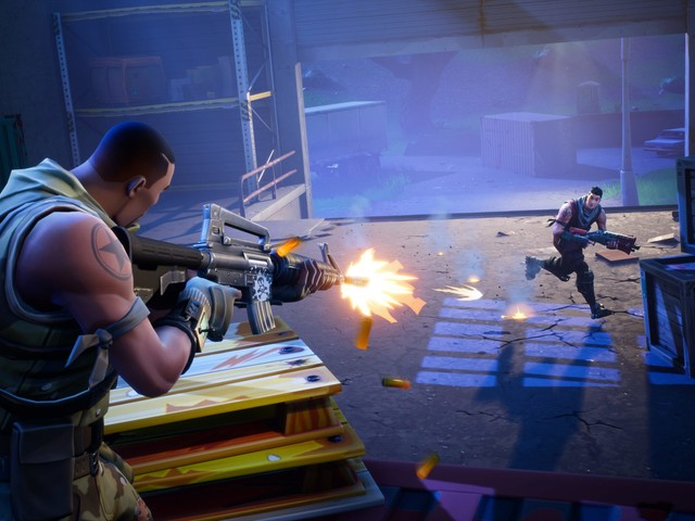 For kids, spotting scams in Fortnite is child's play