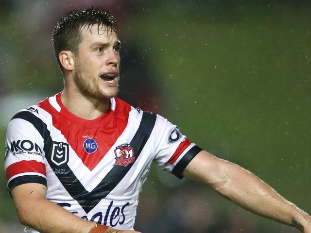 Luke Keary leads injury hit Roosters to victory over Sea Eagles at Brookvale Oval
