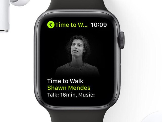 Apple's new celebrity walking tours on Fitness Plus are Watch-only immersive podcasts - CNET