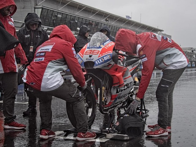 British MotoGP: A step into the unknown at resurfaced Silverstone following 2018 disaster