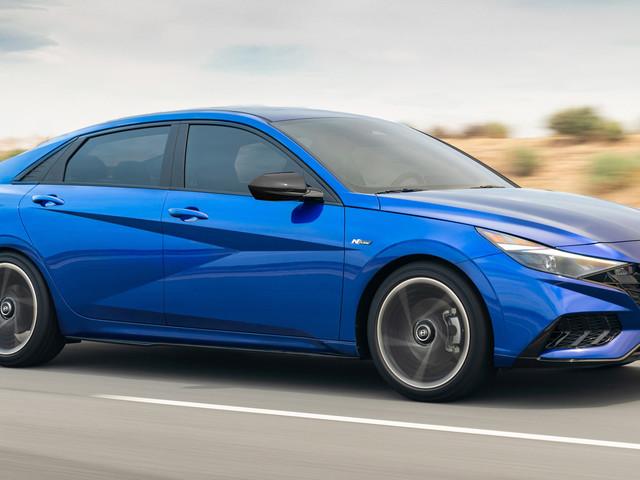 2021 Hyundai Elantra Starts At $19,650 While N Line Costs $24,100