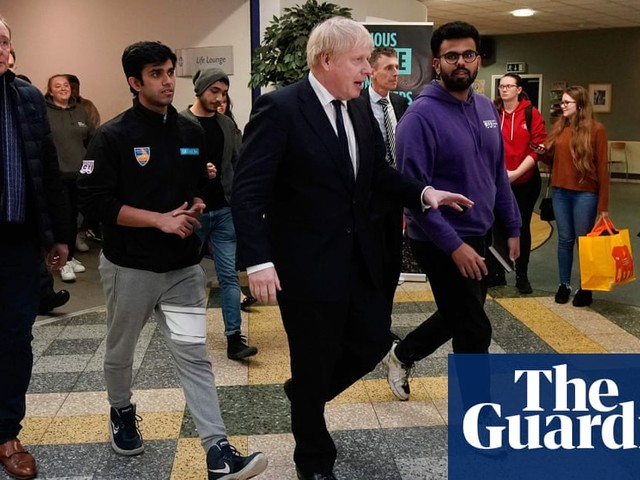 Boris Johnson: all Tory election candidates will back my Brexit deal