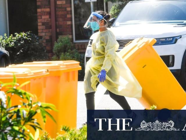 Virus hits majority of residents at Keilor Downs nursing home