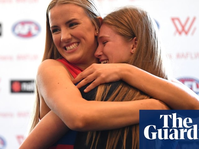 Gabby Newton taken at pick No.1 in AFLW draft that had it all | Kirby Fenwick