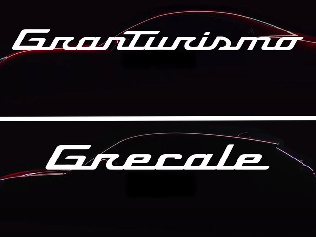 Maserati Grecale And GranTurismo Teased As Company Celebrates 106th Anniversary