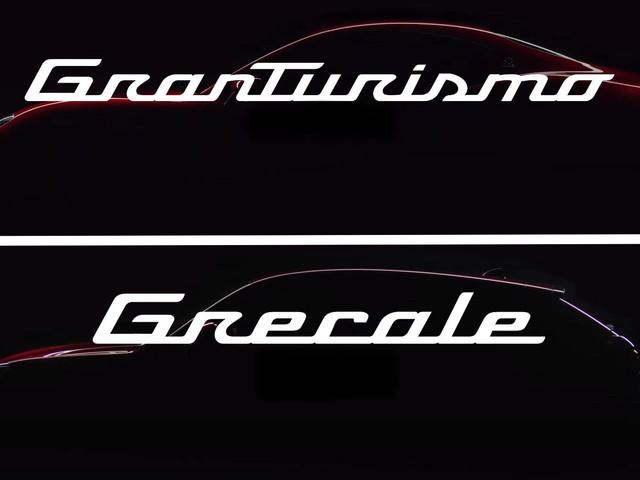 Maserati Grecale And GranTurismo Teased As Company Celebrates 106th Anniversary