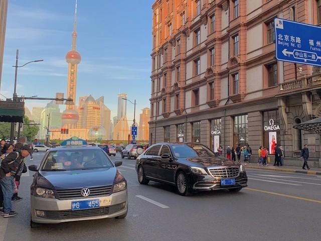 Explore China 2019: The cars of Shanghai