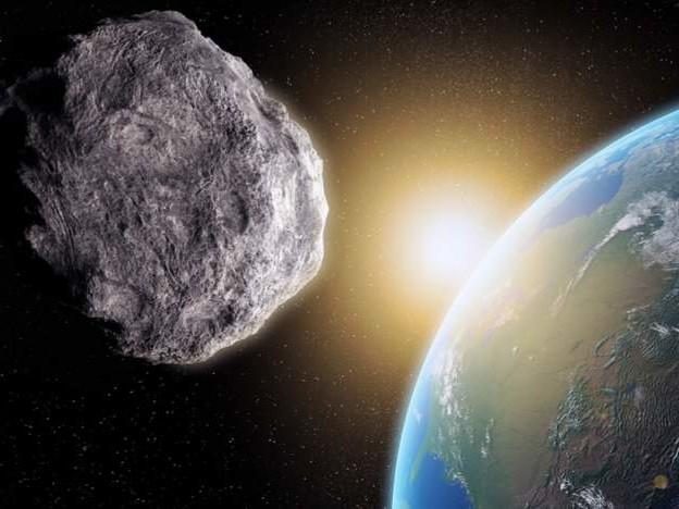 Today's Market View - Golden asteroid worth USD700 quintillion