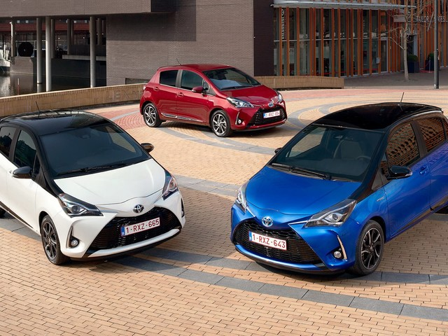 Nearly Half Of Toyota's Europe Sales In 2018 So Far Were Hybrid Models