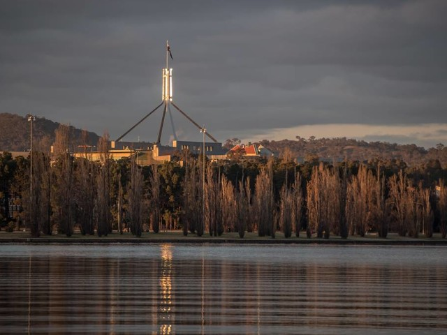 More tourists are coming to Canberra, and they're spending even more money