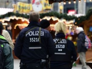 German police holds suspects in shopping mall attack plot