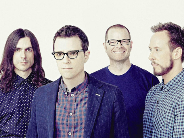 Weezer Have Two New Albums Coming Our Way & One's Dropping Real Soon