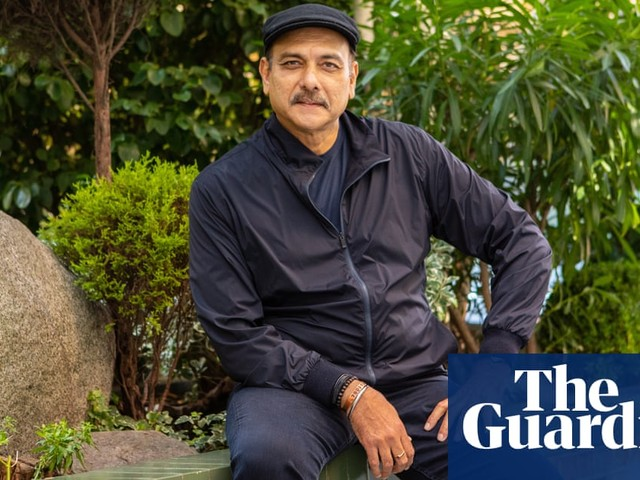 India's Ravi Shastri: 'I have absolutely no regrets about the book launch'