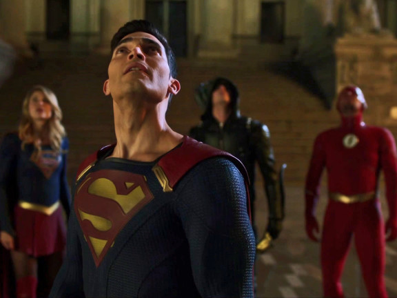 Io9 Roundtable: Breaking Down The Earth-Shattering Arrowverse Revelations OfElseworldsPart One