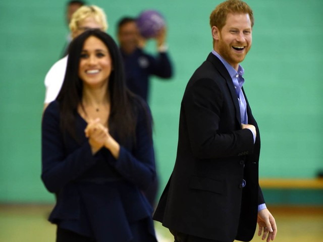 Prince Harry and Meghan Markle's weekend in Amsterdam