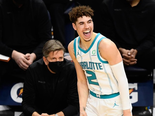 'Better than any of us ever thought': LaMelo earns huge MJ praise