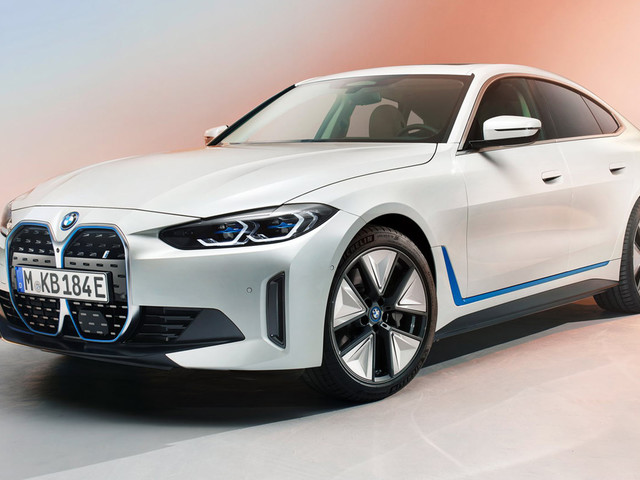 Australian Shoppers Can Now Reserve The All-Electric BMW i4