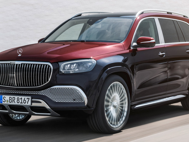 2021 Mercedes-Maybach GLS Starts At $160,500 – Costs Twice As Much As The GLS 450