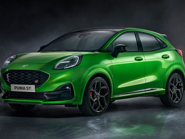 New Ford Puma ST 2021 detailed: Hyundai Kona N-Line rival channels its inner Fiesta ST with power punch