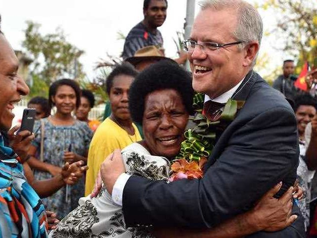 PM unveils scholarships for Pacific students to study in Australia