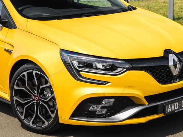 2018 Renault Megane RS recalled