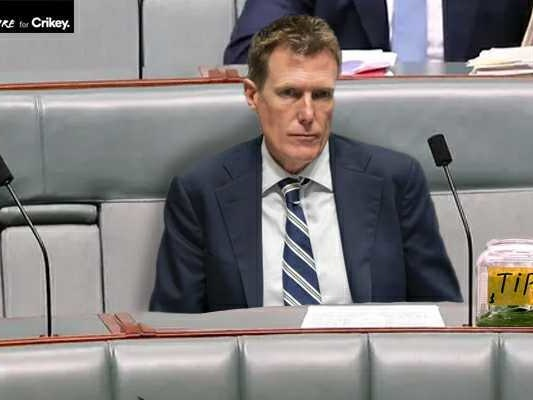 Christian Porter is still breaching the rules. He needs to 'fess up or leave Parliament