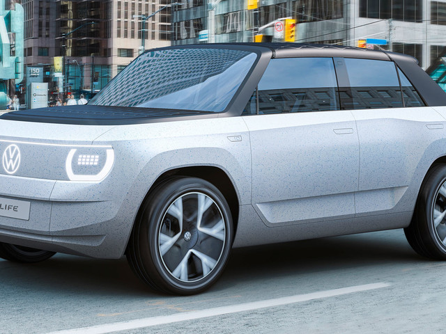 VW Wanted ID.LIFE Concept To Have A Timeless Design