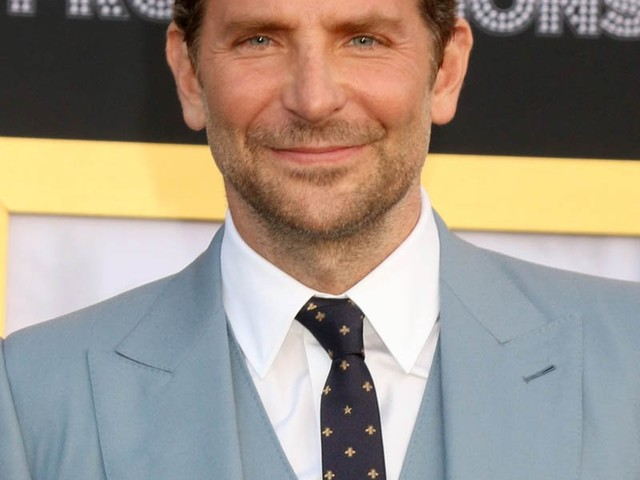 Bradley Cooper at the Hollywood premiere of A Star is Born